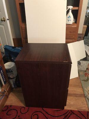 Wood/Fiber 2 Drawer File Cabinet for Sale in Appleton, WI