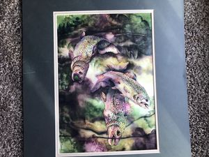 Watercolor painting for Sale in Pasco, WA
