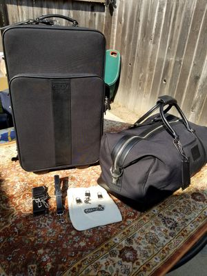 Coach luggage set for Sale in Vallejo, CA