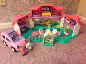 Little People Sweet Sounds Home & SUV (1 yr & up) for Sale in Kansas City, MO