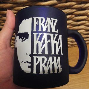 Franz Kafka Mug from Prague for Sale in Queens, NY