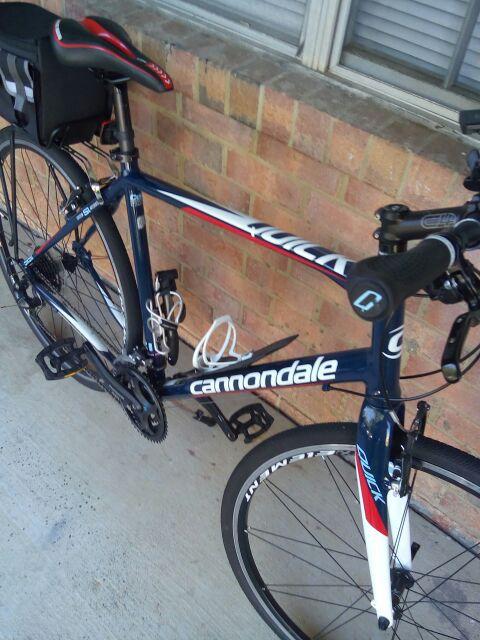 Cannondale Quick bike c4