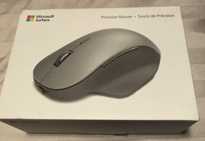 Microsoft Surface Precision Mouse, Bluetooth 4.0 - Gray for Sale in Santa Fe Springs, CA