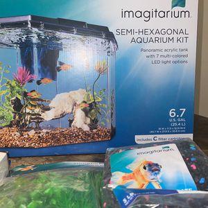 Imagitarium Fish tank for Sale in Randolph, MA