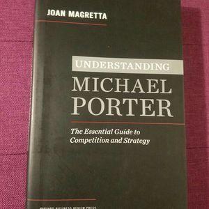 Understanding Michael Porter Book for Sale in Fontana, CA
