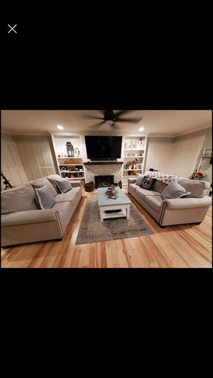 3 couches by Ashley Furniture for Sale in Dixon, CA