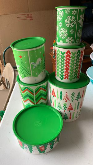 6pc Tupperware for Sale in Katy, TX