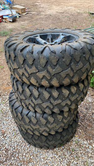 ATV/UTV wheels & tires for Sale in Mineola, TX