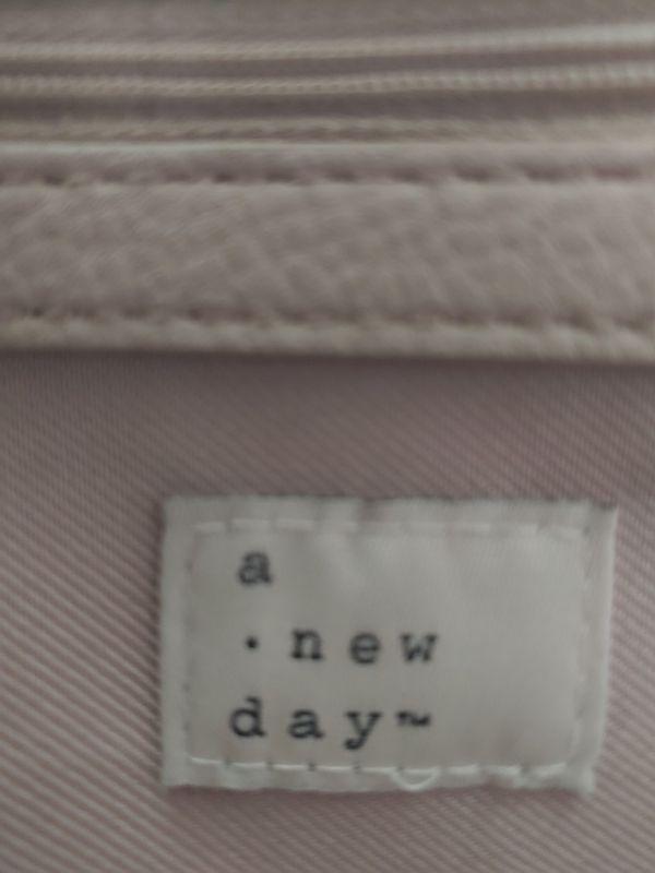 A New Day Pink Crossbody Purse