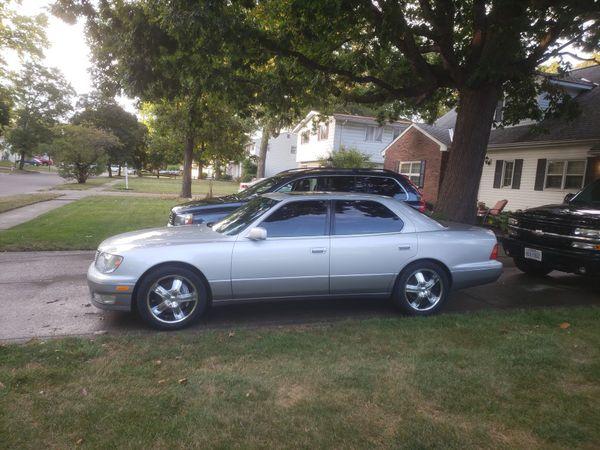 Lexus ls400 for sale