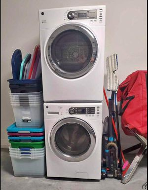 Are you looking for front load washer and dryer ? The set will be great for you for Sale in St. Petersburg, FL