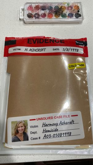 Cold case files for Sale in Federal Way, WA