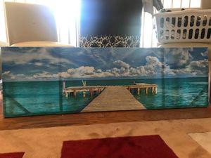 Bora Bora portrait 5ft long for Sale in Bradenton, FL