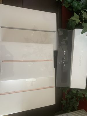 Apple Watch and ipads for Sale in Stockton, CA