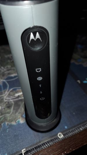 Motorola mb7420 comcast modem for Sale in Auburn, WA