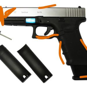 Nerf Airsoft G 17 for Sale in Los Angeles, CA