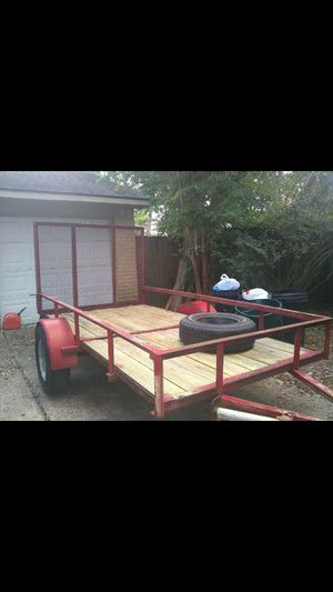 5x10 trailer / traila for Sale in Humble, TX