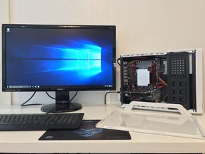 New i7 Gaming or Professional Computer / Desktop / PC / System / Tower / Rig with GTX 1050, 32GB Ram, 256GB SSD for Sale in Tampa, FL