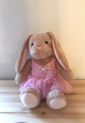 Bunny build a bear stuffed animal for Sale in Las Vegas, NV