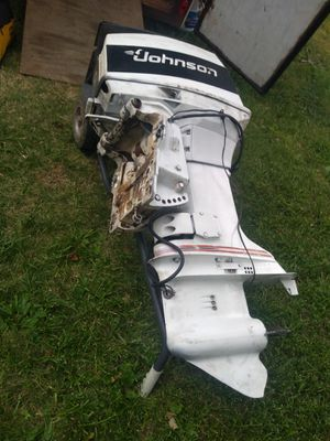 Johnson 75hp outboard motor for Sale in Adelphi, MD