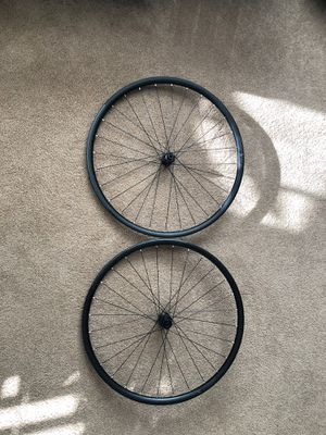 Syncros RP 2.0 Disc Rear and Front Rims (barely used) for Sale in Smyrna, GA