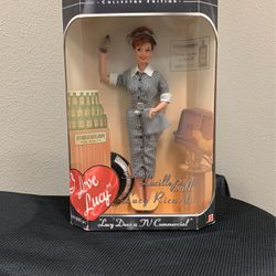 I Love Lucy Collector Edition Barbie Doll for Sale in Patterson,  CA