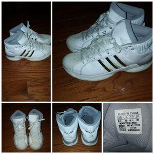 White Adidas, Size 10.5 Men for Sale in Ashburn, VA