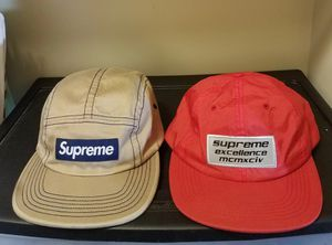 Supreme panel hats for Sale in Dunkirk, NY