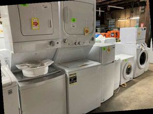 Washers and dryer's🧼🧽🧽💦 KXD for Sale in Chino, CA