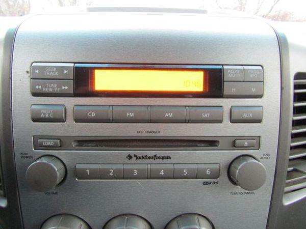 2005 Nissan Titan King Cab