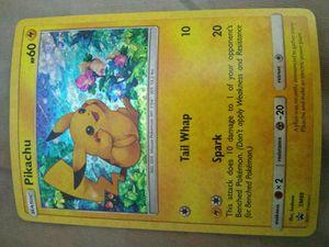 Pokemon Pikachu Holographic sm86 for Sale in Murrieta, CA