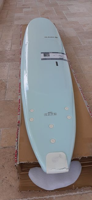 9' Foam surfboard and paddleboard new for Sale in Miami Beach, FL