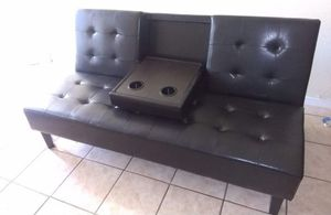 Futons sofa bed and free delivery new in the box for Sale in Hialeah, FL
