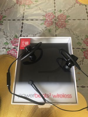 Beats powerbeats 3 wireless for Sale in Adelphi, MD