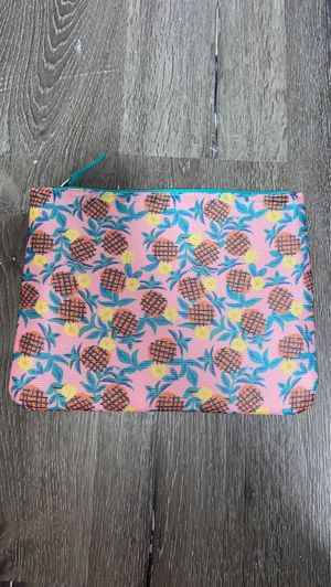 Pink Pineapple Pencil Pouch for Sale in Lynwood, CA
