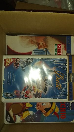 VHS TAPES for Sale in Providence, RI