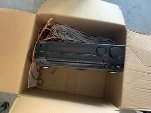 Kenwood receiver and pioneer speakers for Sale in Chula Vista, CA