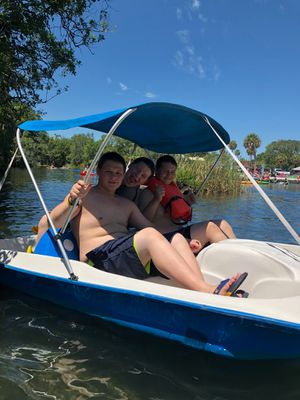 Paddle boat for Sale in Port Richey, FL
