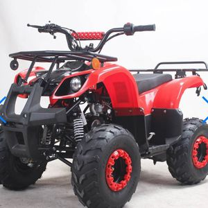 125cc Quad Brand New 4 Stroke With Remote Shut Off And Reverse Red color Speed Controller (Governor) for Sale in Gardena, CA