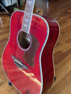 Keith Urban Vintage Limited Edition Guitar #12,247/18,000 for Sale in Phoenix,  AZ