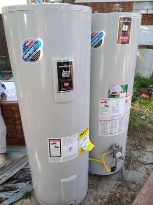 Bradford white water heaters for Sale in Fort Worth, TX
