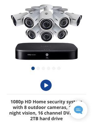 Vorex Home Security Cameras (8pack) for Sale in San Jose, CA