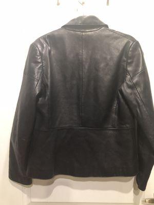 Leather Banana Republic jacket xs for Sale in Atlanta, GA