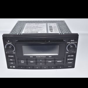 2012-2014 Subaru Crosstrek CM621UB 86201FJ620 OEM Radio CD Receiver for Sale in Taunton, MA