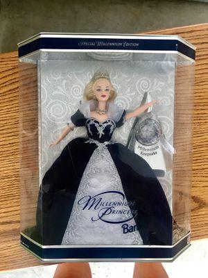 Millennium Princess Special Millennium Edition Barbie for Sale in Saint CLR SHORES, MI
