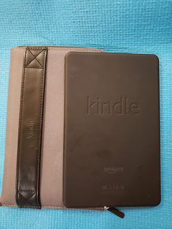 Kindle Fire with case excellent condition for Sale in Chula Vista,  CA