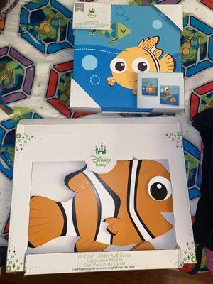 Disney Finding Nemo Canvas Art set for Sale in Alexandria, VA