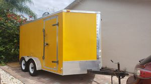 Selling enclosed trailer for Sale in Greenacres, FL