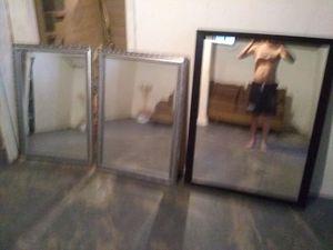 Three big mirrors for Sale in Wichita, KS