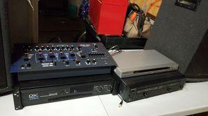 Dj equipment. for Sale in Chicago, IL